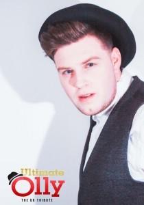 Ultimate Olly - Uk Tribute Jamie Bartlett - Olly Murs Tribute Act