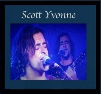 Scott Yvonne - Acoustic Guitarist / Vocalist
