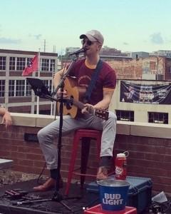 Jack Ryan - Acoustic Guitarist / Vocalist