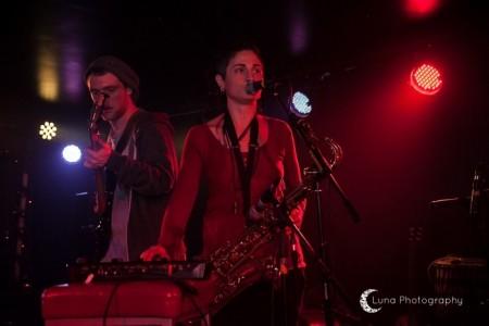 Sabrina - Saxophonist