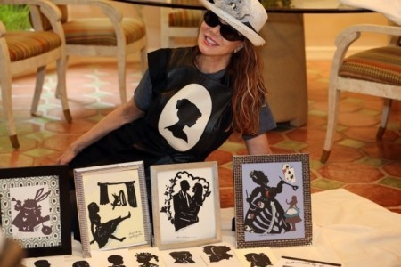 World's Best Silhouette Artist Cindi Rose - Other Artistic Entertainer