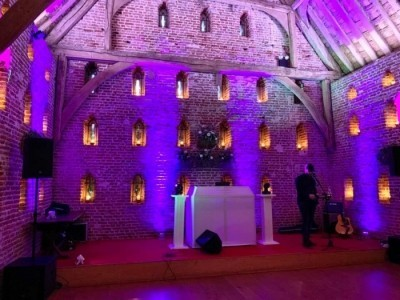 DJ Lee Gibling - Wedding DJ