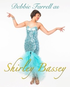 Debbie Farrell - Shirley Bassey Tribute Act