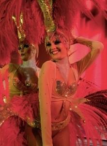 Cora - Female Dancer