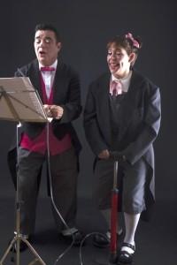 Sarita & Kim León - Clean Stand Up Comedian