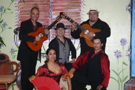 Luis Alfredo Garcia's Lefty Guitar - Classical / Spanish Guitarist