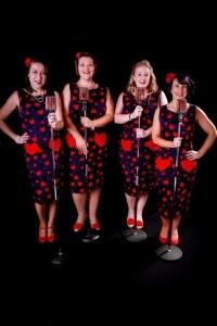 Hotsy Totsy - Vocal Trio