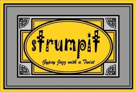 STRUMPIT ( Gypsy Jazz with a twist ) image