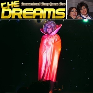 The Dreams' International Drag Queens Duo - Kay Wye & Ida Slapter image