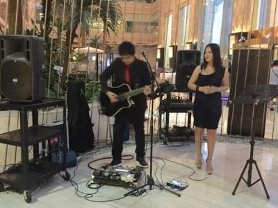 Light Gauge Acoustic Duo - Acoustic Band
