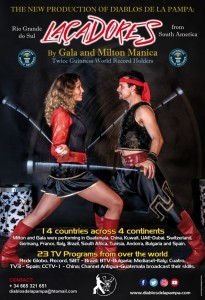 Diablos de la Pampa-Milton and Gala - Other Speciality Act