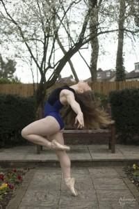 Jordan Miller  - Female Dancer