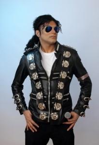 Jay Styles Michael Jackson  - Michael Jackson Tribute Act