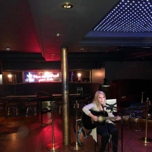 Catherine Mckenna - Guitar Singer