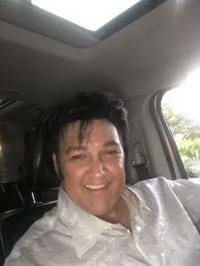 Darren Lee - Burnin'Love - Elvis Impersonator