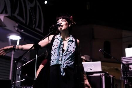 Marie in a sky of diamonds - Jazz Singer