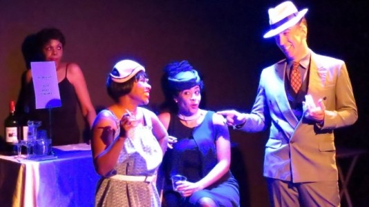 Silk Stockings and a Bible: An Immersive Theatrical Event image