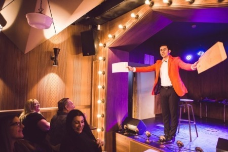 Gwilym Bugeja - Comedy Cabaret Magician