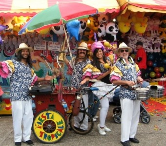 FIESTA TROPICALE - Other Band / Group