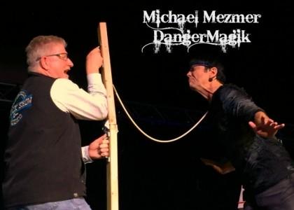 Michael Mezmer's DangerMagik  - Other Magic & Illusion Act