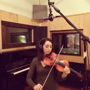 Antoinette Ady, Violinist image