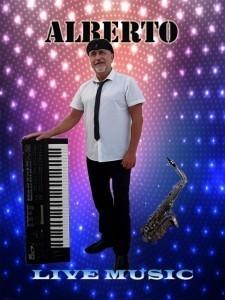 Alberto - Pianist / Keyboardist