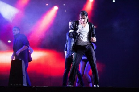 Michael Mori - Michael Jackson Tribute Act