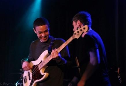 Marcus Trombley - Bass Guitarist
