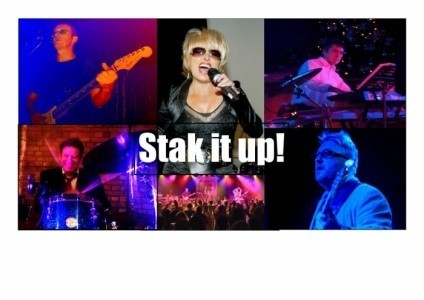Stak it up!  - Function / Party Band
