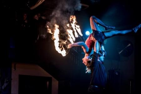 RAD Acrobatic Circus - Acrobalance / Adagio / Hand to Hand Act