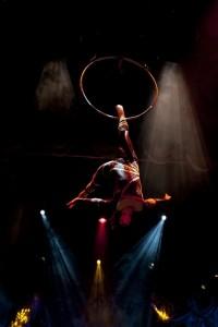 Genia Tykhonkov - Aerialist / Acrobat