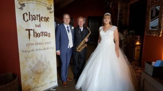 Tim Clarke - The Sax Man - Saxophonist