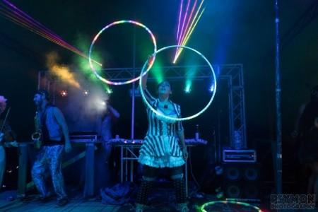 Helly Hoops - Hula Hoop Performer
