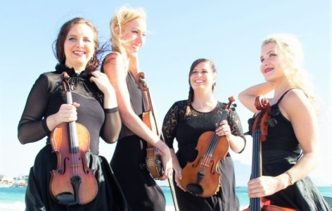 The Hello String Quartet - String Quartet