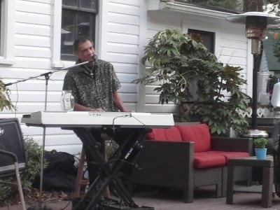 Clarence Levine  - Pianist / Keyboardist