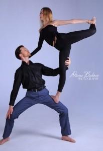Dmitri Paiu  - Ballroom Dancer
