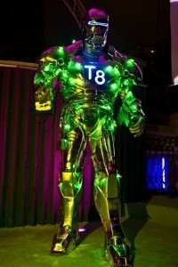 T8 Robotics & Laser show - Other Speciality Act