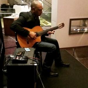 Rashaad Kagee  - Solo Guitarist