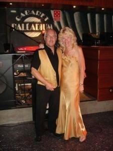 Fred Dyson & Judith - Pianist / Singer