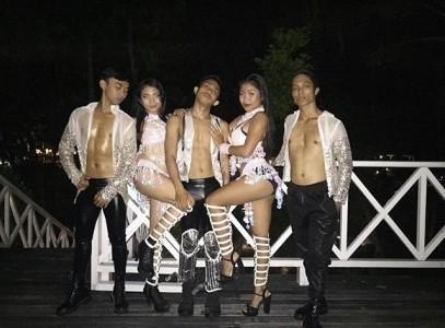 Komare - Male Dancer