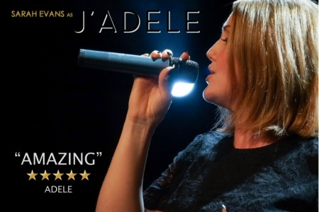 J'Adele - A Tribute to Adele image