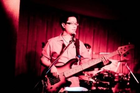 Derrick Lin - Bass Guitarist