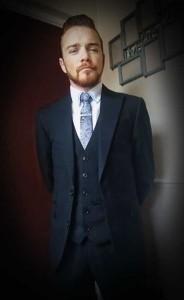 Liam Grahame Olsen - Male Singer