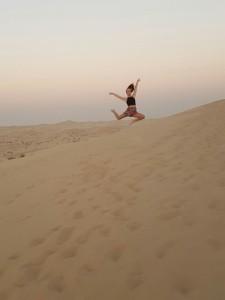 Cydni Summers - Female Dancer