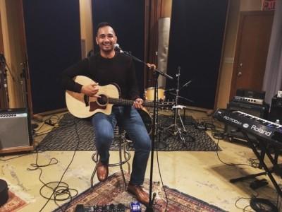 Lawrence Anthony Torres Terlaje - Acoustic Guitarist / Vocalist
