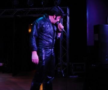 DELVIS ELVIS - Elvis Impersonator