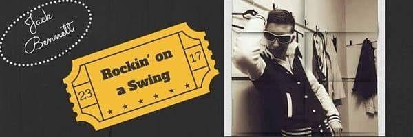 Jack Bennett - Rockin' on a Swing - Male Singer