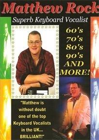 Matthew Rock - Male Singer