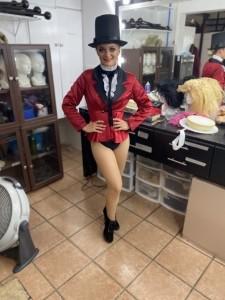 Charlotte Barron - Female Dancer