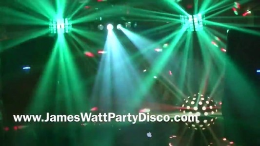 James Watt Party Disco image